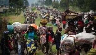 réfugiés Est-congo